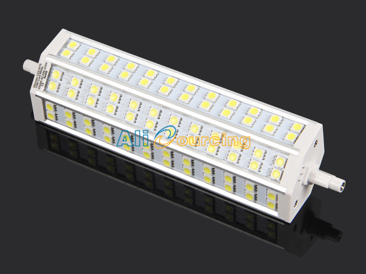 r7s led lampe 15w leuchtmittel 72 smd 5050 wei dimmbar 189mm halogenstab licht ebay. Black Bedroom Furniture Sets. Home Design Ideas